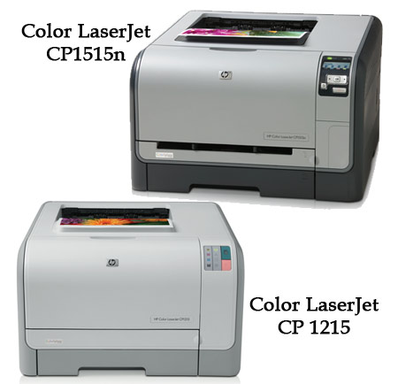 HP color laser jet