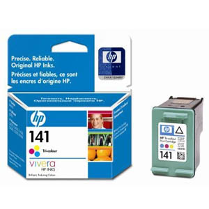 Картридж HP 141 CB337HE Color